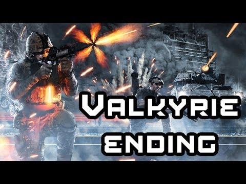 Battlefield 4 Irish or Hannah Ending Battlefield 4 Valkyrie Ending
