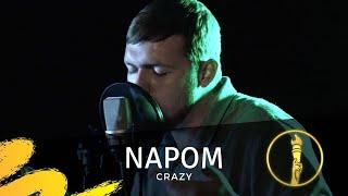 Napom | Crazy | Live In Studio Performance
