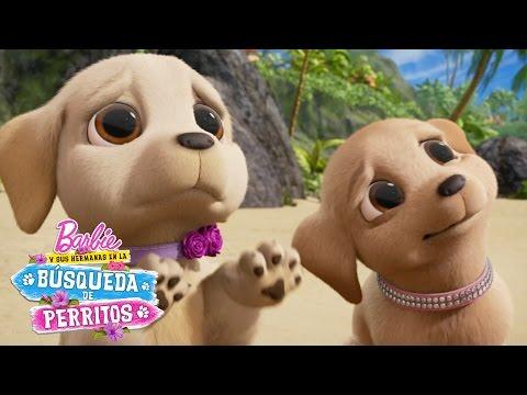Tiernos ojitos de perrito | Barbie y Sus Hermanas en la Busqueda de Perritos | Barbie