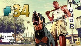 Grand Theft Auto 5 Gameplay Walkthrough Part 34 - Mr. Richards (I Woke Up In A New Bugatti!) (GTA V)