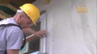 Docieplenie budynku oraz realizacja elewacji - Dom Modelowy