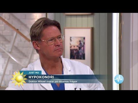 """""""Kan man oroa sig så mycket att man blir sjuk?"""" - Nyhetsmorgon (TV4)"""