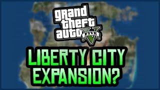 GTA 5 Update - Liberty City Map Expansion Hinted As The Next DLC?! (GTA 5 DLC News)