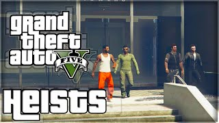 THIS GAME IS BROKEN! | GTA 5 Funny Moments (GTA 5 Online Heists)