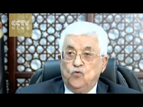 Abbas: Israel responsible for escalating violence