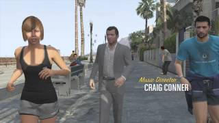 GTA5 First Missions Gameplay