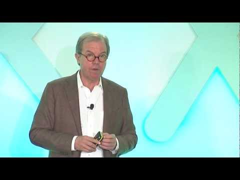 Solve for X: Nicholas Negroponte on learning by themselves