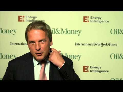 Christof H Ruhl speaks about shale, oil markets and the climate debate