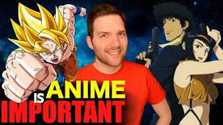 Why Anime is Important