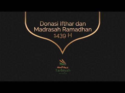 Donasi Ifthar dan Madrasah Ramadhan YTS 1439 H