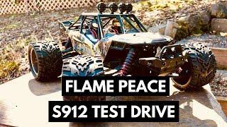 WLToys S912 Flame Peace - Test Drive - Driftomaniacs
