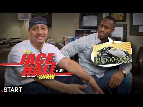 Vernon Davis Wants the T-Rex, PlanetSide 2 and Jace Goes Nerdcore - The Jace Hall Show Season 5 Ep 5