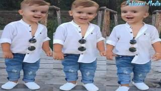 18 Trendy and Cute Toddler Boy OUTFIT / How to style baby ||Erwinasland kid fashion