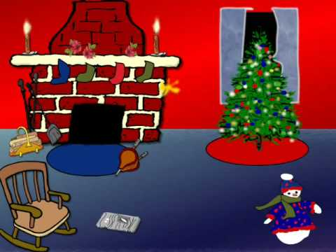The Night Before Christmas Childrens Christmas Animation