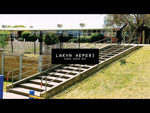 Video Check Out: Lakyn Heperi