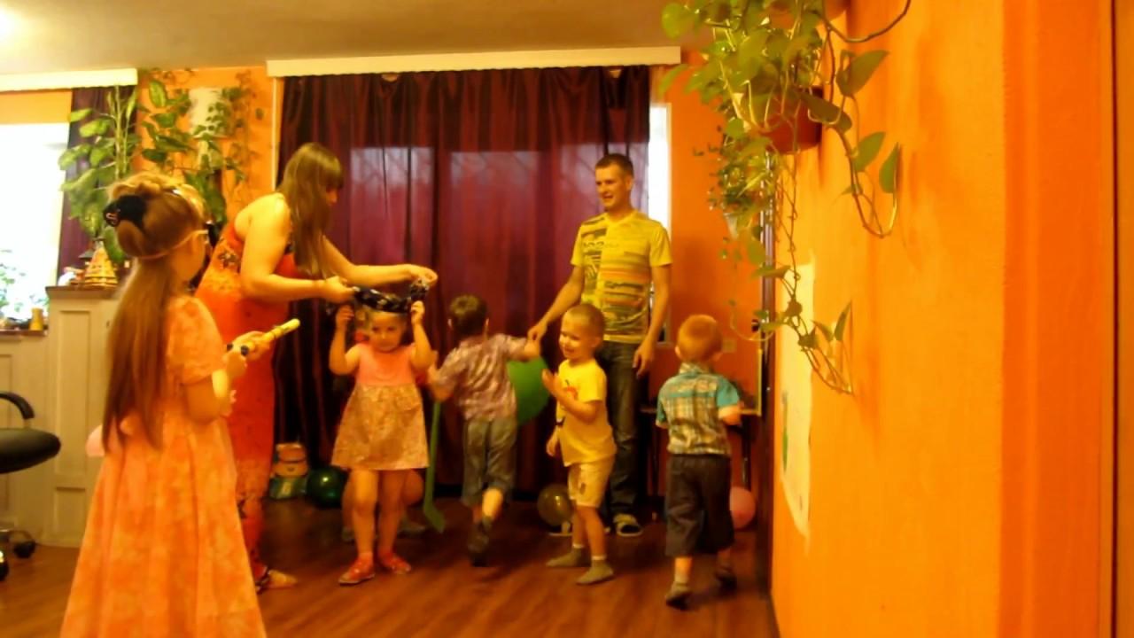 Веселые конкурсы для детей на день рождения 179