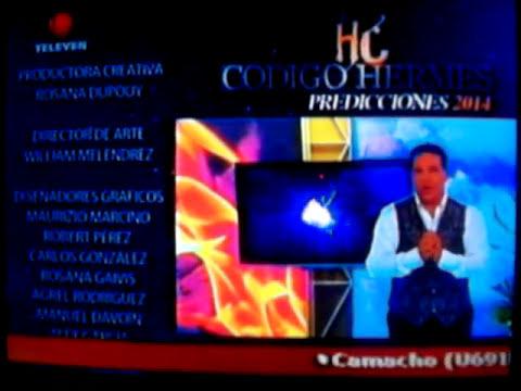 Predicciones de Hermes Ramirez para el 2014