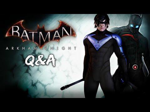 Batman Arkham Knight: Batman Beyond, Bat-Family (Q&A)