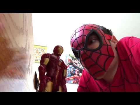 Spider-Man Homecoming LEAKED FOOTAGE 🕷️ - Ricky Berwick thumbnail