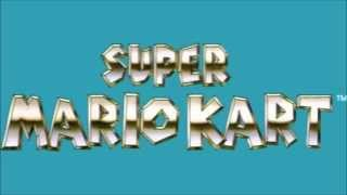 Rainbow Road   Super Mario Kart Extended