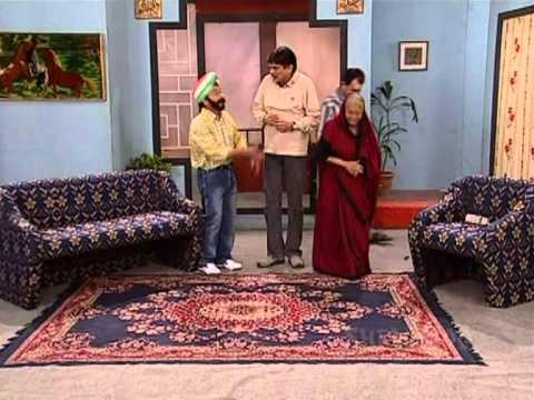 Zamkuba Kathiyawadi - Part 2 Of 10 - Kalpana Diwan - Rajul Diwan - Gujarati Natak video