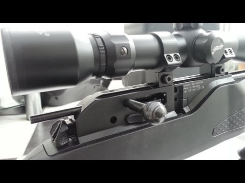 Hammerli 850 AirMagnum from Umarex Review Part 2 -