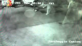 Montelupo Fiorentino, l'attentato animalista a ditta di latticini