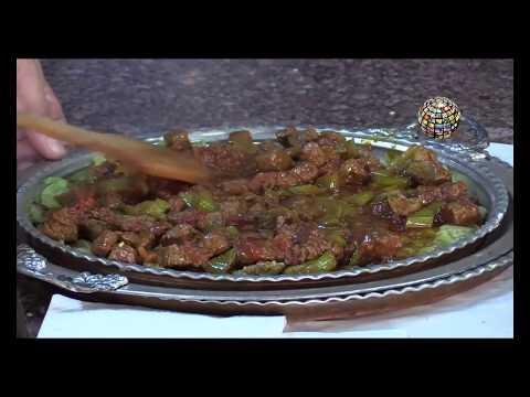 """Malatya'da ne yenir! """"Geleli kebabı"""" mutlaka yemelisiniz!"""