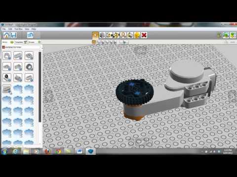 Introducing Lego Digital Designer (LDD)