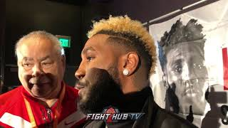 "JARRETT HURD ""I THOUGHT TOO HIGHLY OF MIKEY G"" RECAPS SPENCE VS MIKEY"
