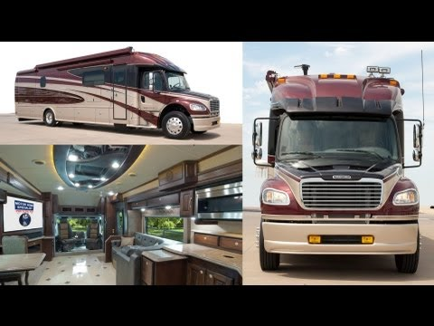 2014 Dynamax Luxury Super C RV Dynaquest XL at Motor Home Specialist - MHSRV.com