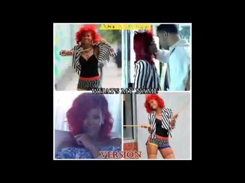 What's my name Rihanna ft.Drake(alternative version)
