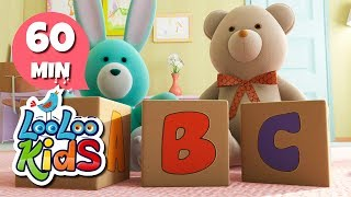The ABC Song - Amazing Educational Songs for Children   LooLoo Kids