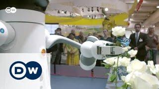 Robotics - Impacting the workplace (1)