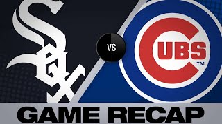 Jimenez leads White Sox to 3-1 win | White Sox-Cubs Game Highlights 6/18/19