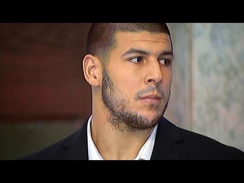 Aaron Hernandez Faces Double-Murder Charge