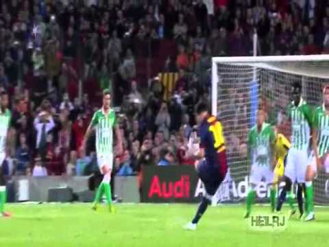 Lionel Messi ● Top 10 Goals of Season 2012 2013   HD