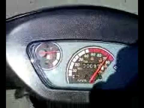 Tao tao scooter 50cc doing 50mph