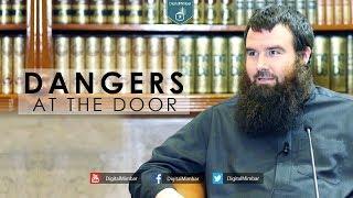 Dangers at the Door  – AbdurRaheem McCarthy