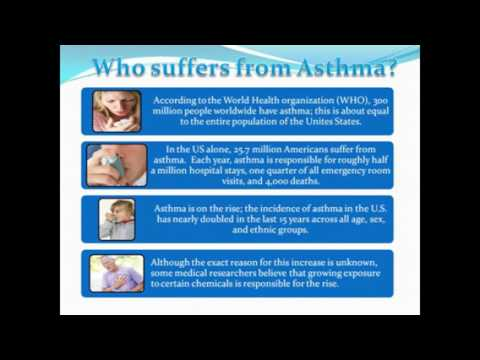What is Asthma?....Asthma Allergy Care Prevention Treatment