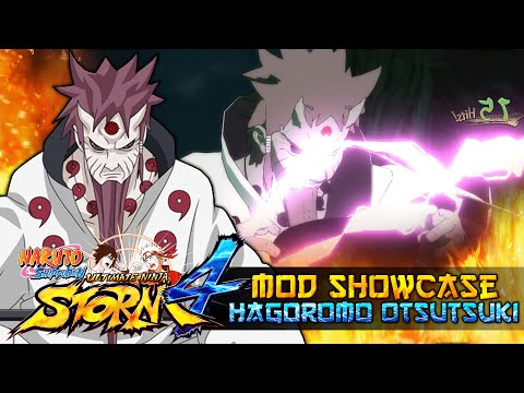 Hagoromo Otsutsuki Gameplay | Naruto Shippuden: Ultimate Ninja Storm 4 | MOD Showcase [PC] thumbnail