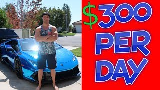 How To Make $300 A Day At Any Age Online!