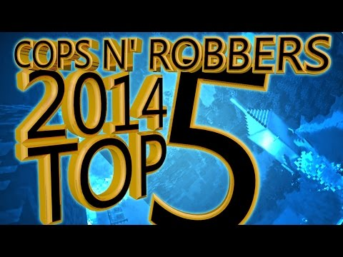 The Best Minecraft Cops And Robbers Mods of 2014 Compilation (Top 5)