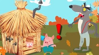 StoryTime For Kids | Kids Fun Reading Three little Pigs The Jungle Book | Fun Stories For Children
