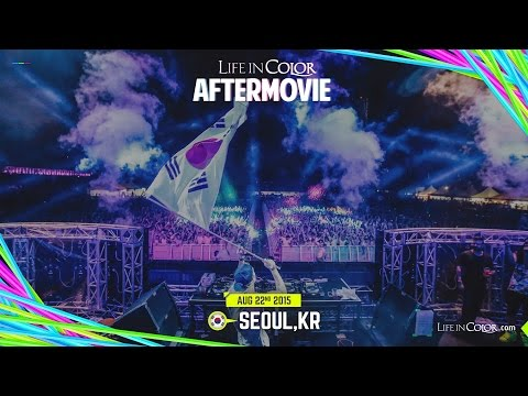 Life In Color - BIG BANG - Seoul, South Korea - 08.22.15 - Official Aftermovie