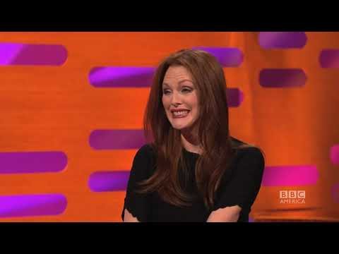 MATTHEW McCONAUGHEY's Weight Loss & JULIANNE MOORE's Pregnant Grandma! The Graham Norton Show