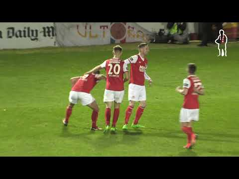 Goal: Conor Clifford (vs Derry City 26/10/2018)