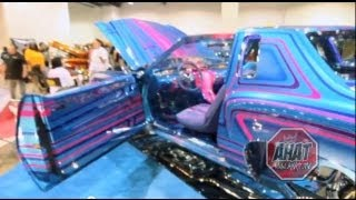 Lowrider Magazine Las Vegas Super Show 2012