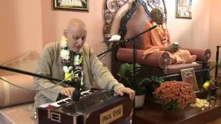 2011.10.07. SB 3.1.14 Kirtan HG Sankarshan Das Adhikari - Riga, Latvia