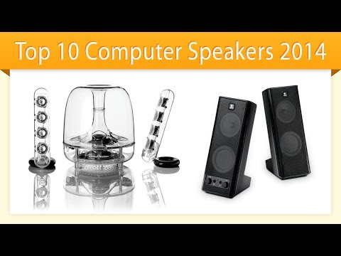 Top 10 Computer Speakers 2014 | Best Speaker Review